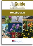 Agguide: Managing weeds