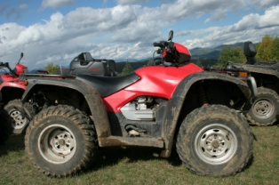 How to select an ATV / quad bike for hobby farm use