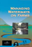 Managing waterways on farms